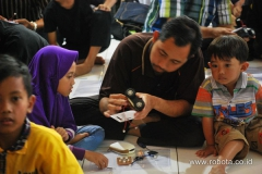 Workshop Robot SIMOBOT SALATIGA