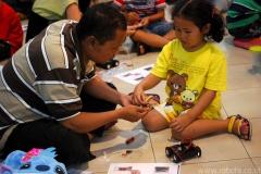 Workshop SIMOBOT Franchise Pendidikan Anak dan orang tua