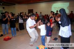 Family Workshop Anak dan Orangtua Follow Me Solo