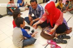 Family Workshop Membuat Robot Hand Dryer SOLO