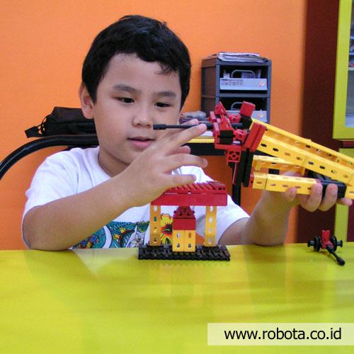 Belajar Robots