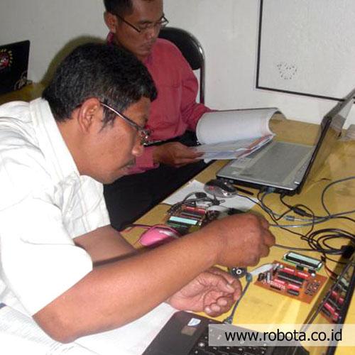 Kursus Pelatihan Mikrokontroler