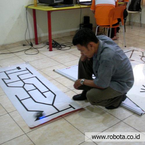 Pelatihan Robotika