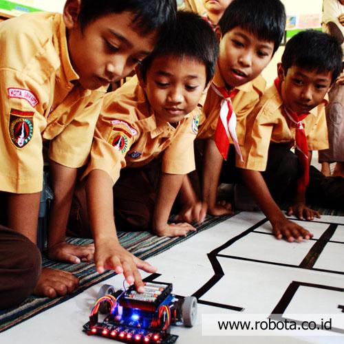 Pendidikan Robot