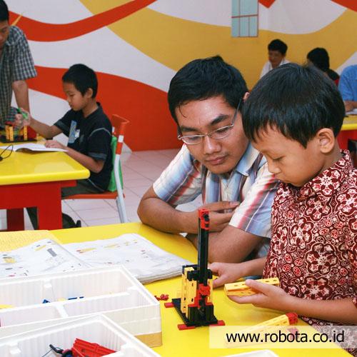 SISWA ROBOT