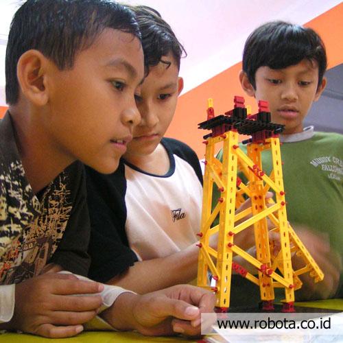 Tempat Kursus Robotika
