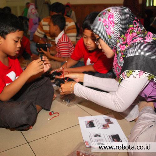 Workshop Robotika Obstacle