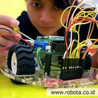 ROBOT Bahasa C