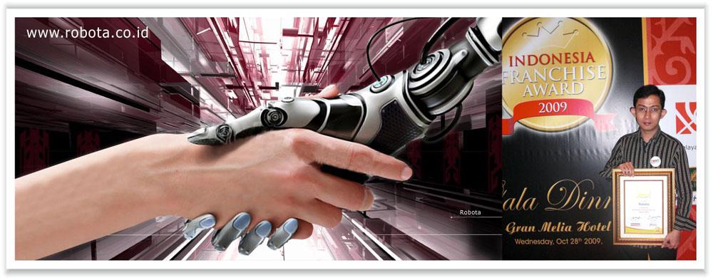 Waralaba Kursus Robotik