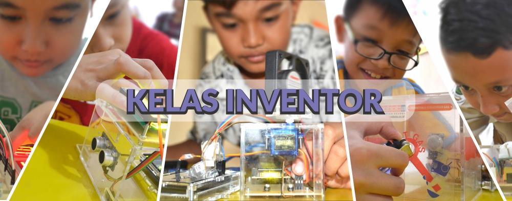 Paket Kursus Kelas Inventor