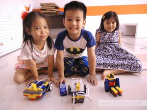 Ekstrakurikuler Robotik Kelas Robotics For Kids