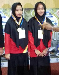 Kontes Robot Juara 1 Sekolah Robot Olympiad Quran Art and Technology 2017