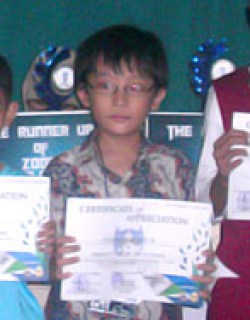 Kontes Robot SPECIAL AWARD pada Kontes Robot Zoom Maze Solving Robotic Competition 2013