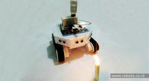 Kursus Robotik Belajar Membuat Robot Firefighting