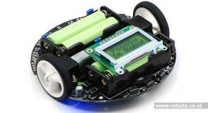 Kursus Robotik Belajar Membuat Robot Mikrokontroller berbasis AVR