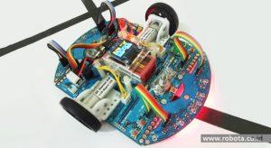 Kursus Robotik Belajar Membuat Robot Mikrokontroller berbasis Arduino