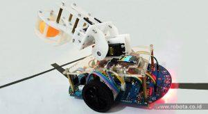 Kursus Robotik Belajar Membuat Transporter robot