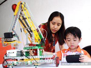 Kursus Robotik untuk anak usia dini