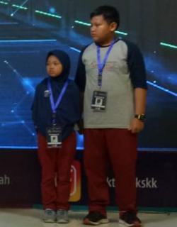 Kontest Robot Madrasah 2018 MIM PK Kateguhan Juara 3