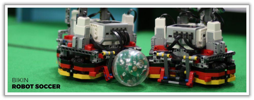 Bikin Robot Soccer
