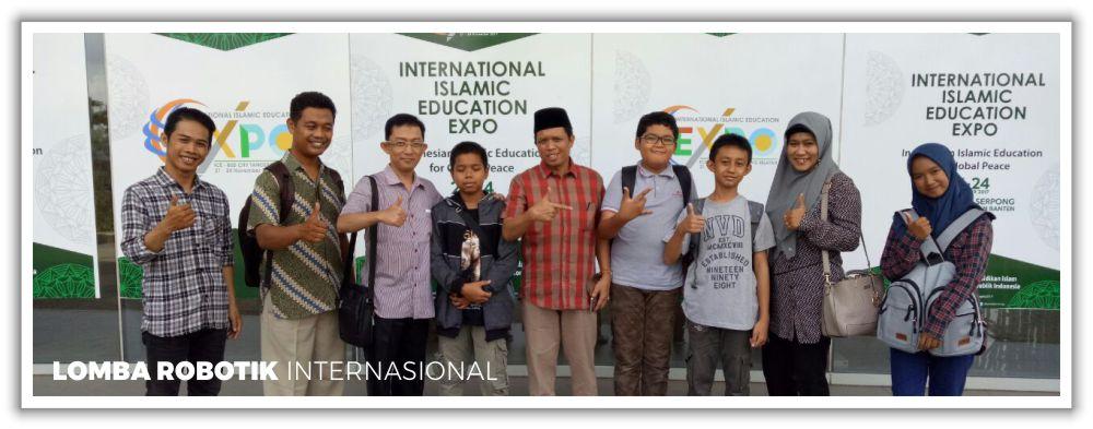 Lomba Robotik Internasional