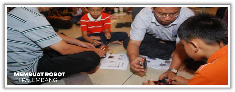 Membuat Robot di Palembang