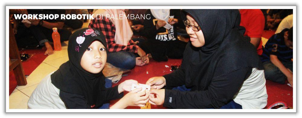 Workshop Robotik di Palembang
