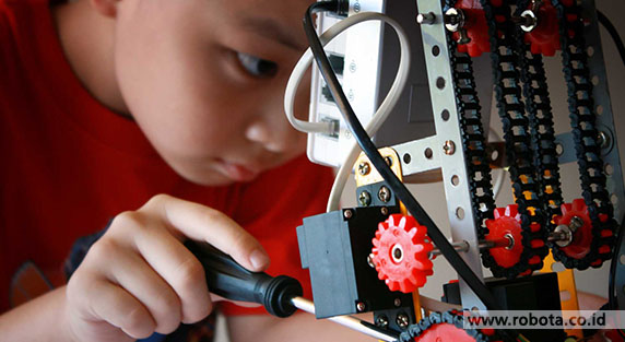 robotic pembelajaran